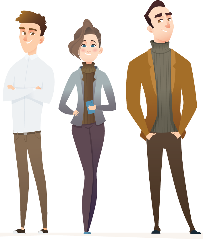 Geek Team - Our Staff